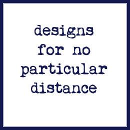 No Particular Distance