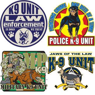 K-9 Police Unit