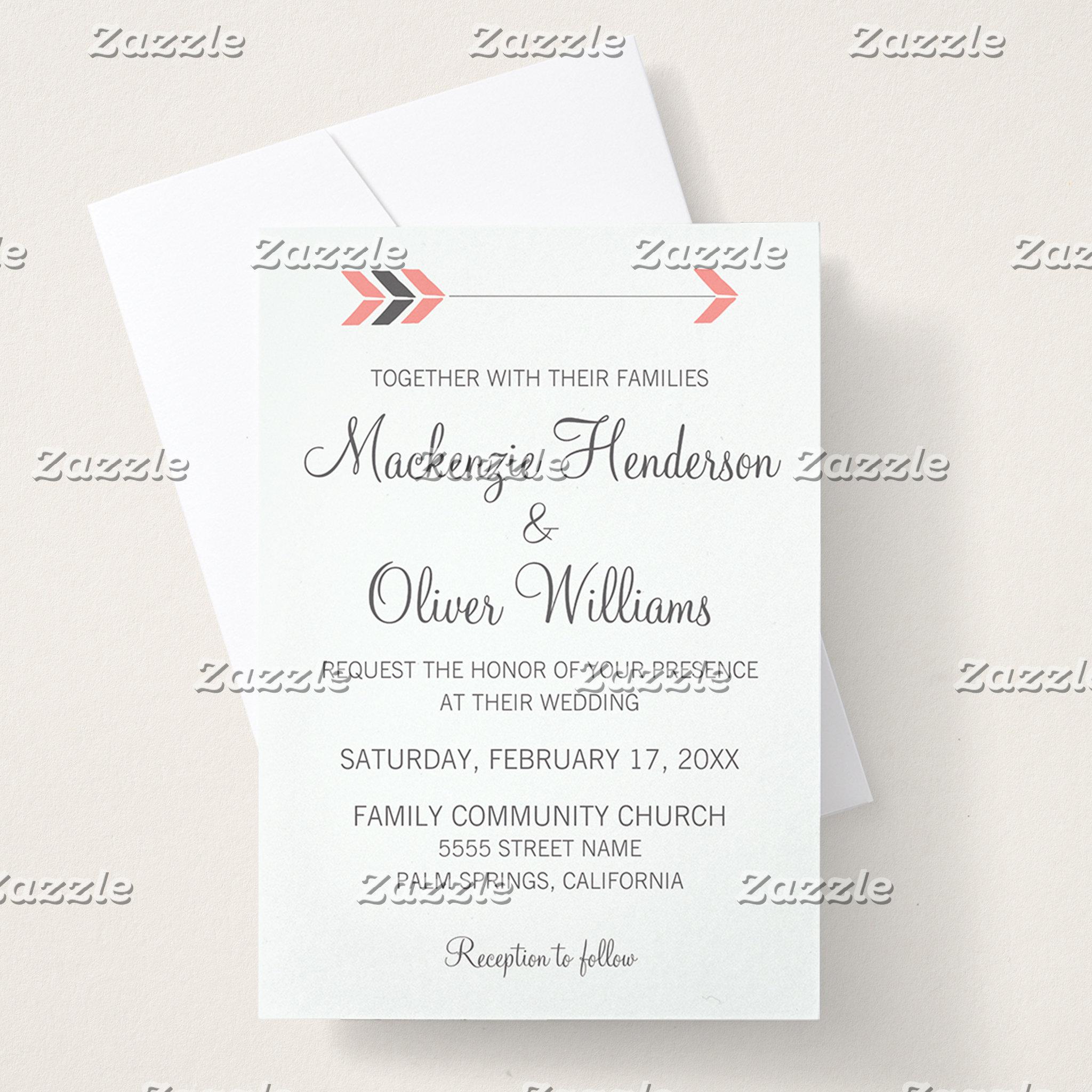 Wedding Arrows