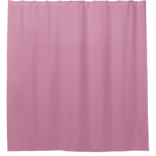 Solid Color Shower Curtains