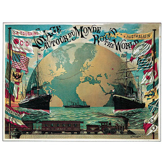 Vintage Travel Gifts