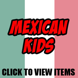 Mexican Baby, Toddler And Kid Designs