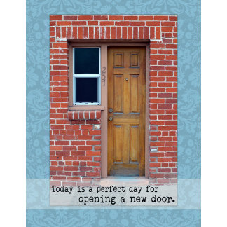 Open A New Door