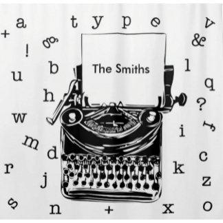 vintage trypewriter