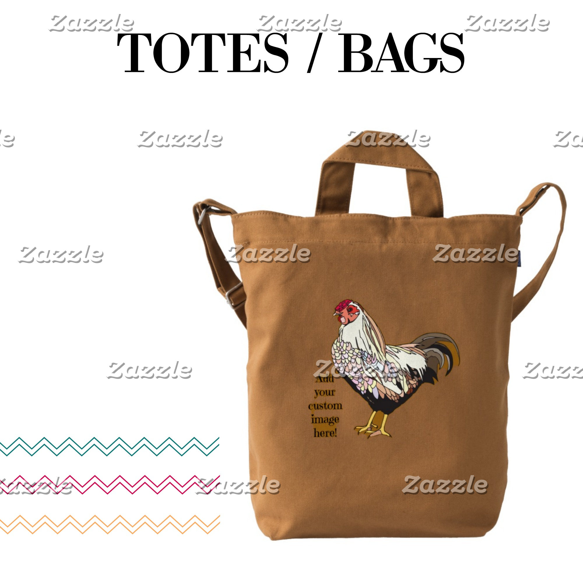 TOTES / BAGS