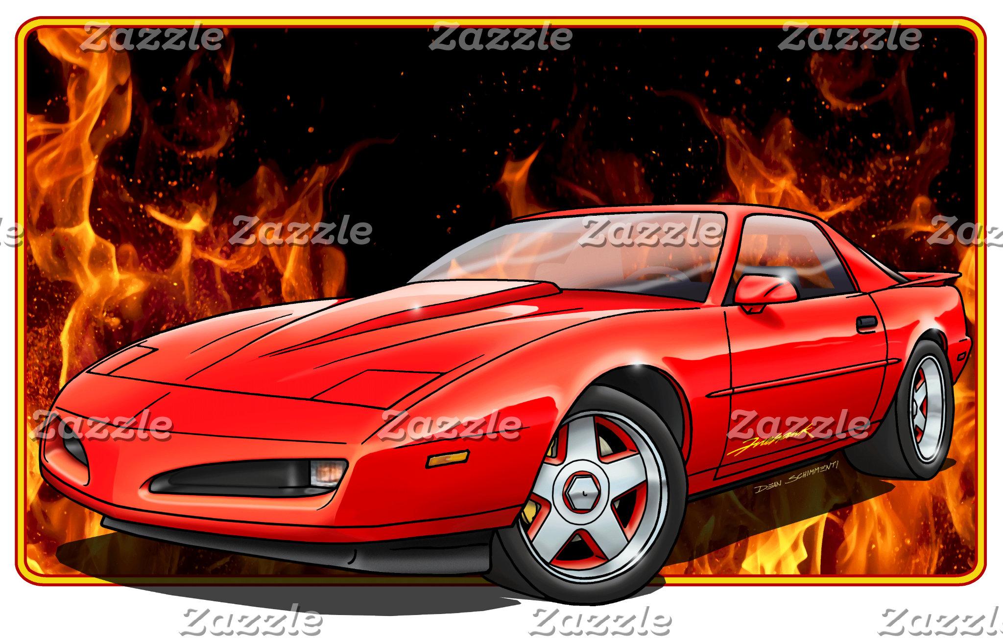 1991-1992 Firehawk
