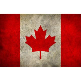 Canadian Maple Leaf Flag (Antique)
