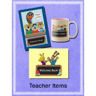 Teacher Items