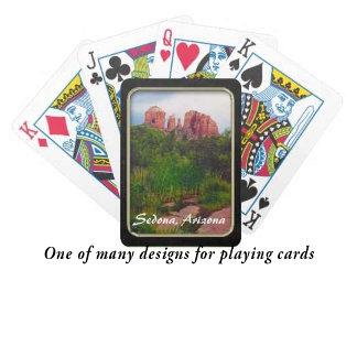 Arizona Playing Cards