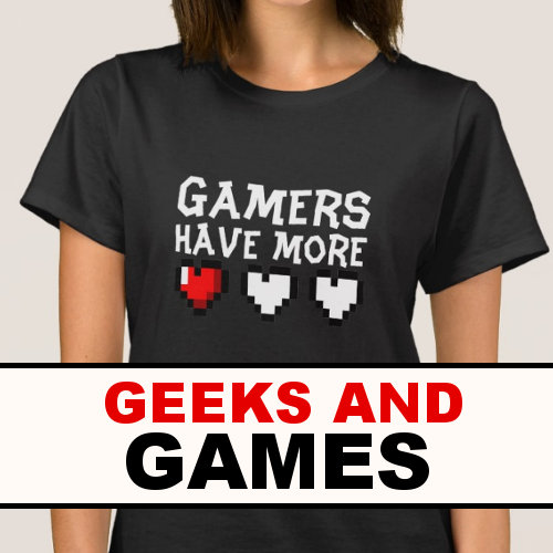 Geeks and Games