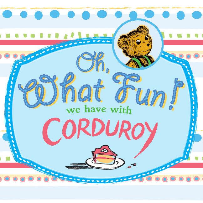 Corduroy - Oh What Fun!