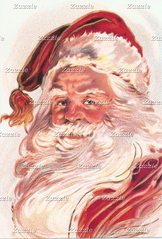 Vintage Santa Claus