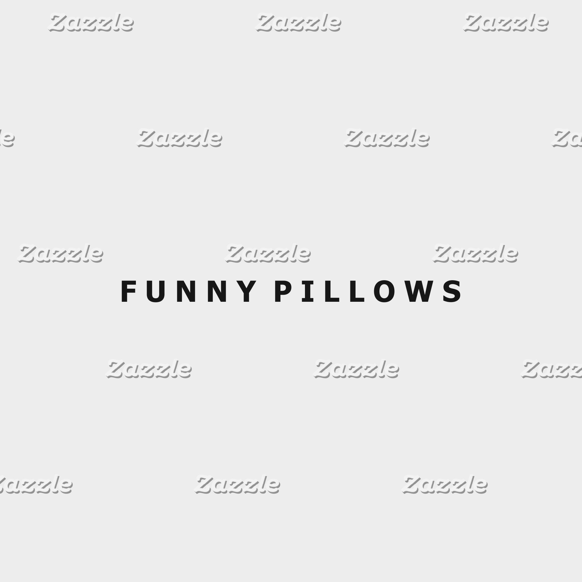 Funny Pillows