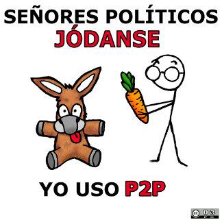 P2P  y políticos