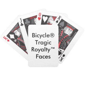 Bicycle® Tragic Royalty™