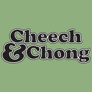 Cheech and Chong Black Logo