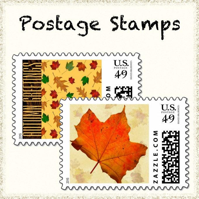 Autumn Postage