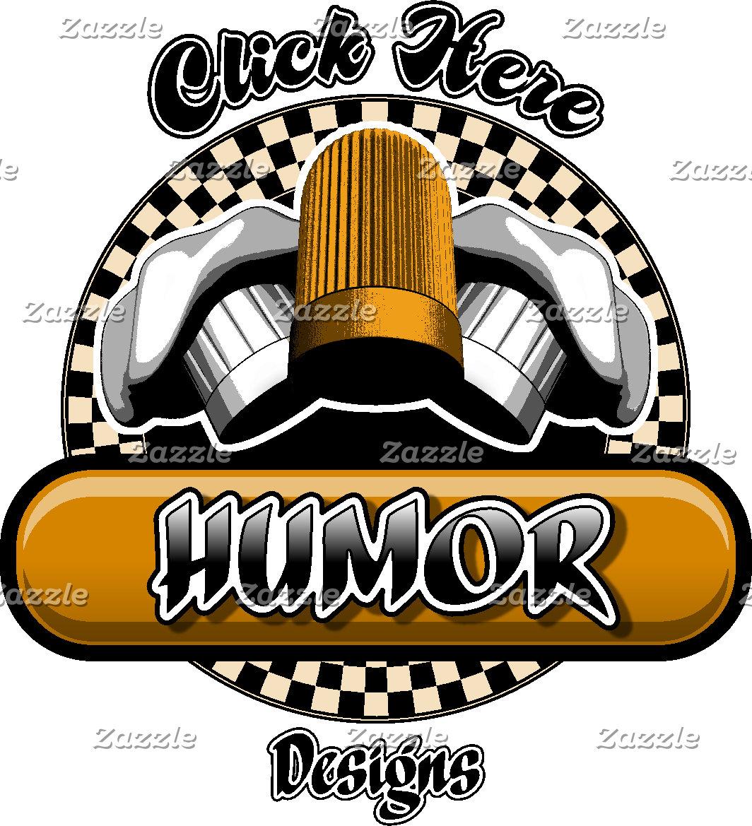 2. Chef Humor