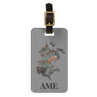 Feng Shui Luggage Tags