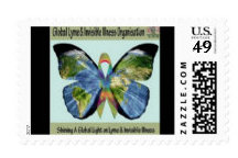 Lyme Disease Awareness Stamps