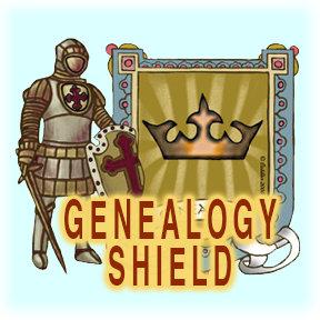 Genealogy One Shield