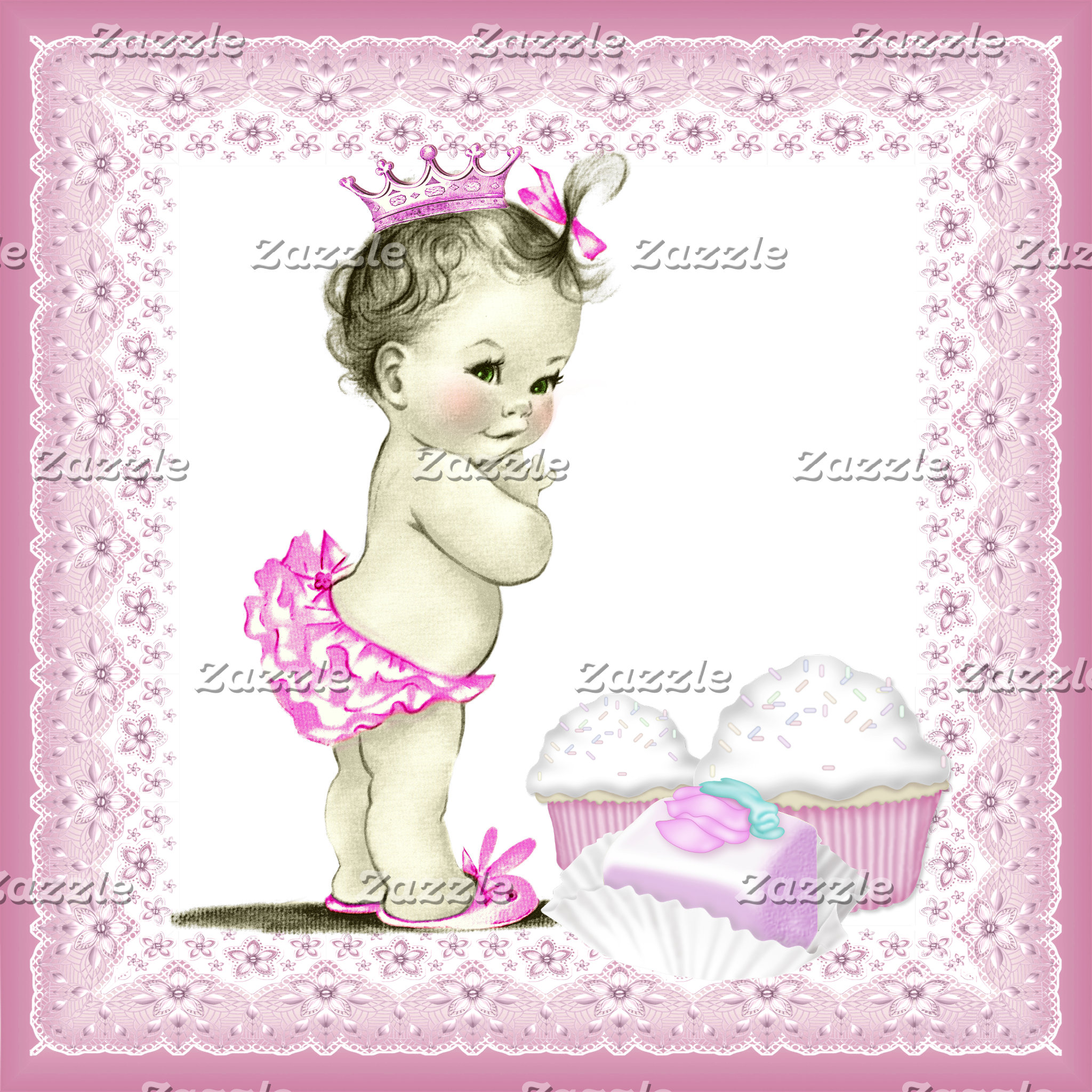 Baby Stickers for girls