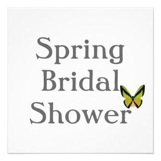 Spring Bridal Shower