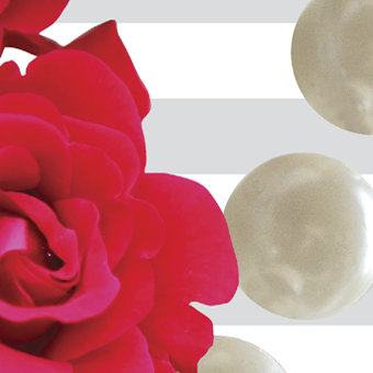 Red Roses and Pearls