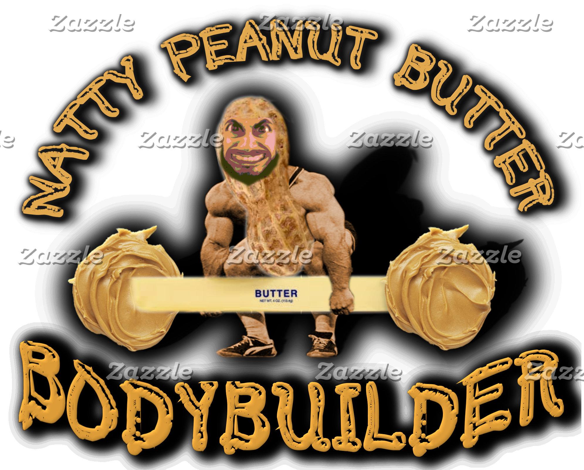 Natty Peanut Butter Bodybuilder