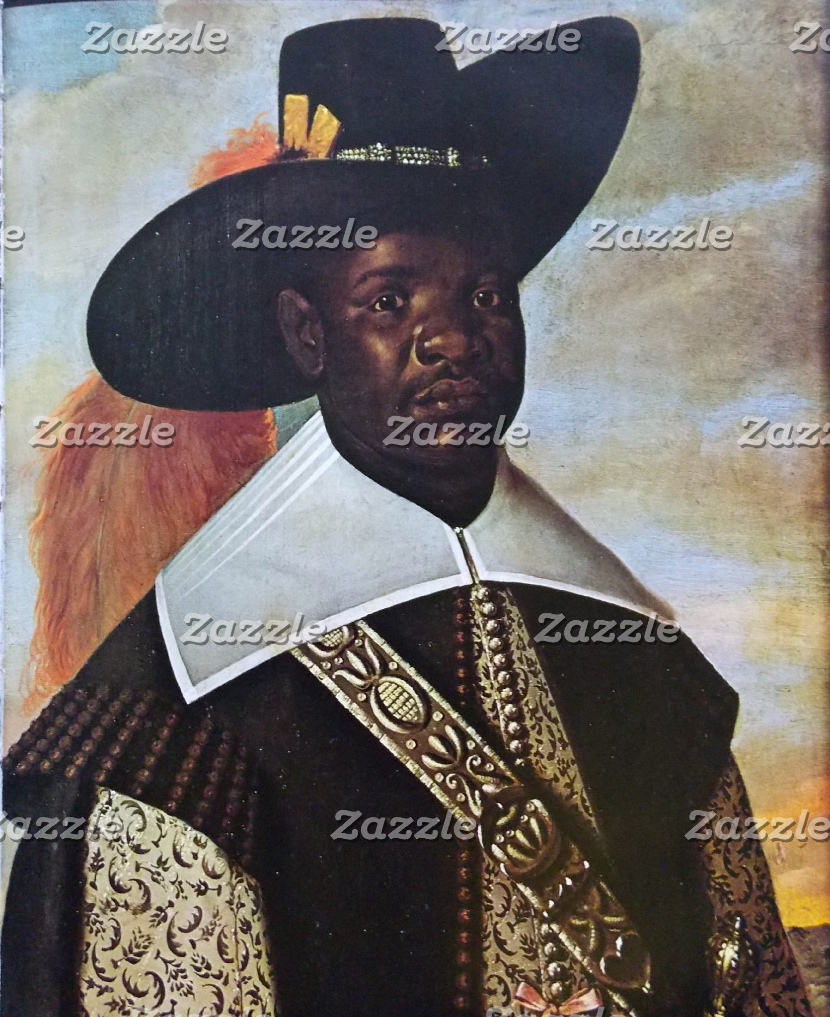 A Black Man from the Congo