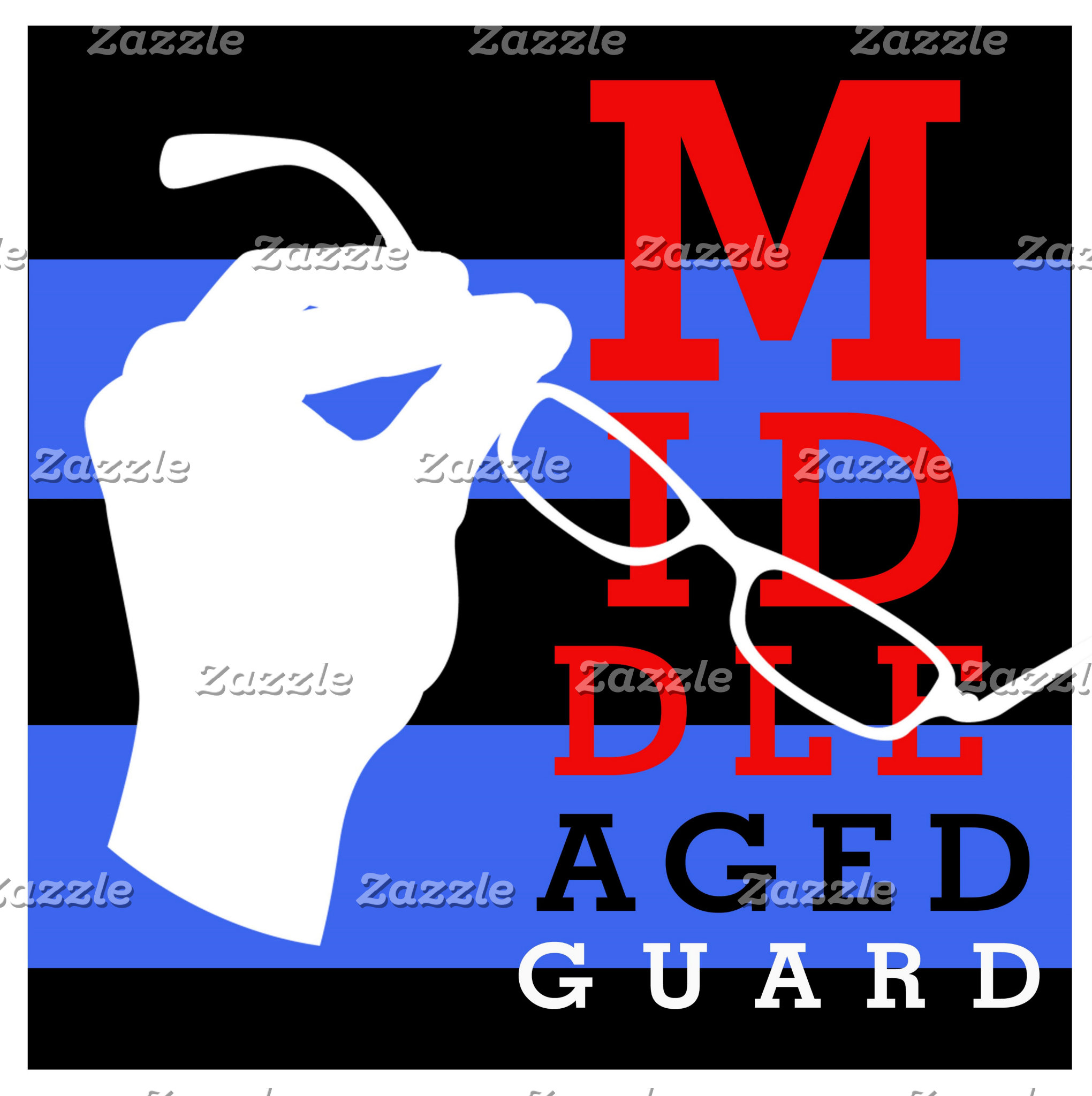 Middle Aged Guard