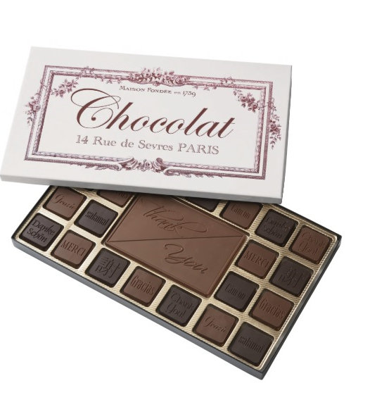 Chocolate (Box Selection)