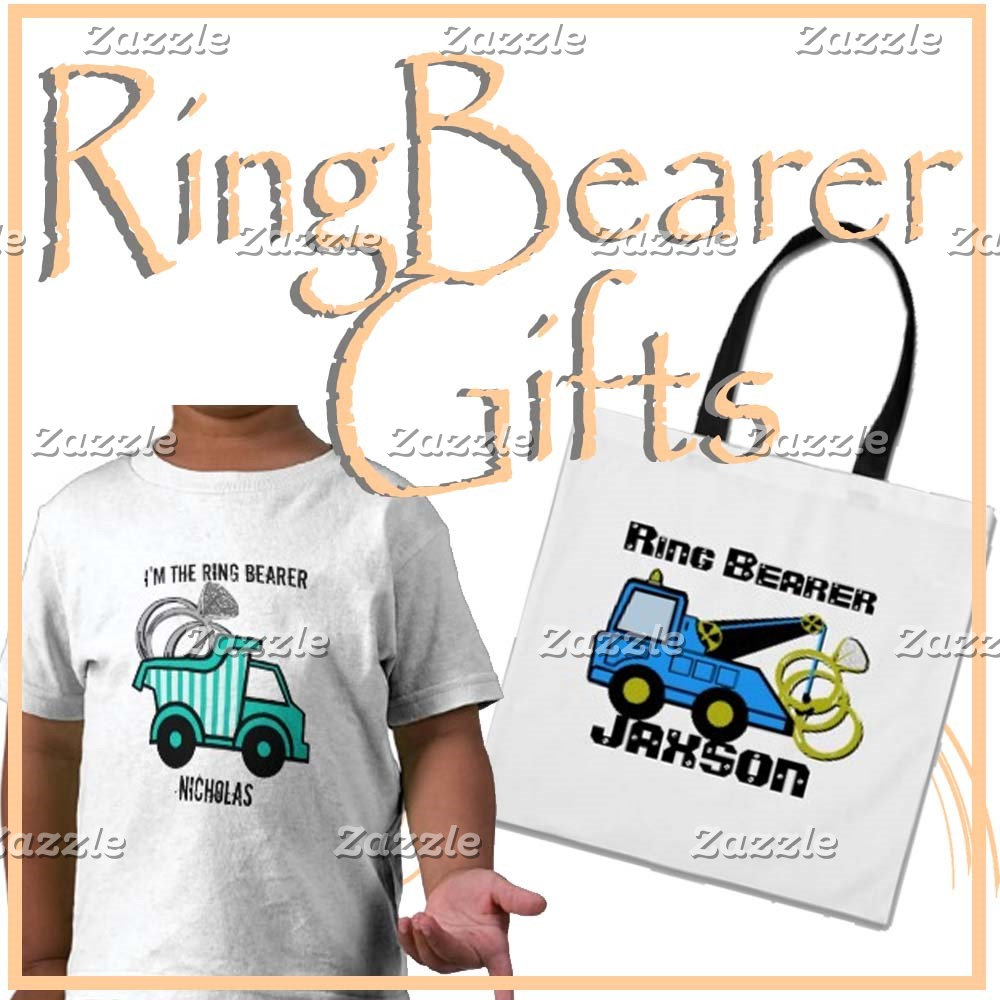 Ring Bearer Gifts