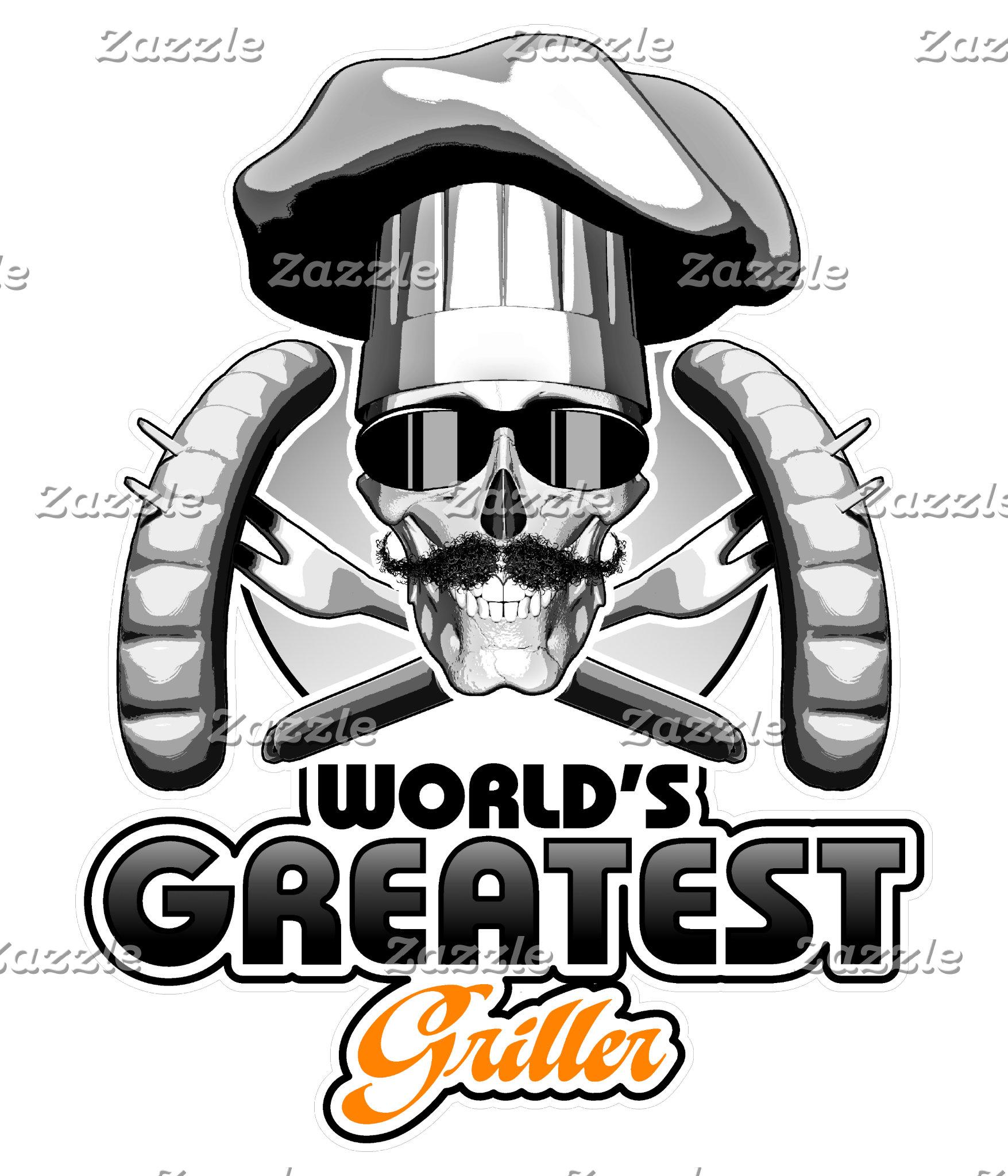 World's Greatest Griller v4