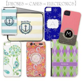 Phones   Cases   Electronics