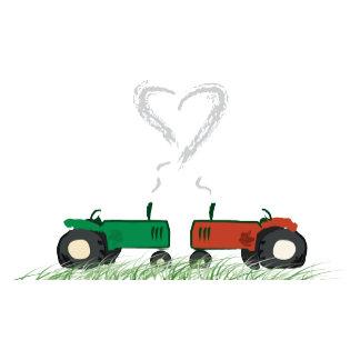 Tractor Wedding
