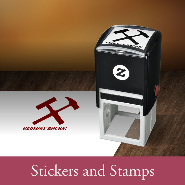 Stickers and Stamps