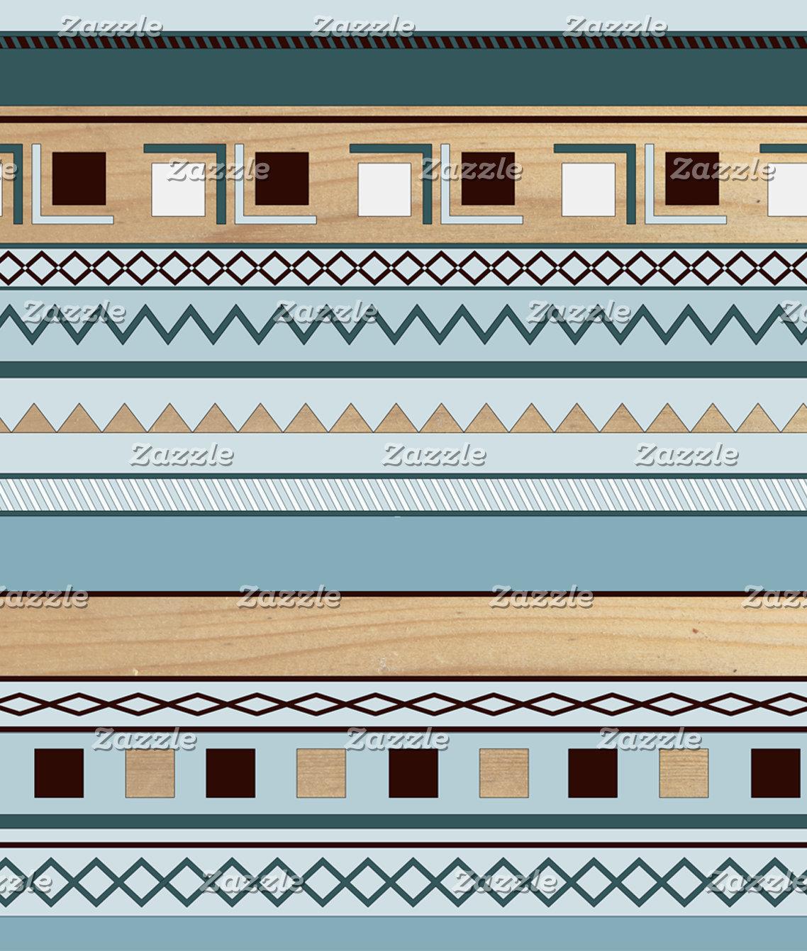 Aztec Patterns