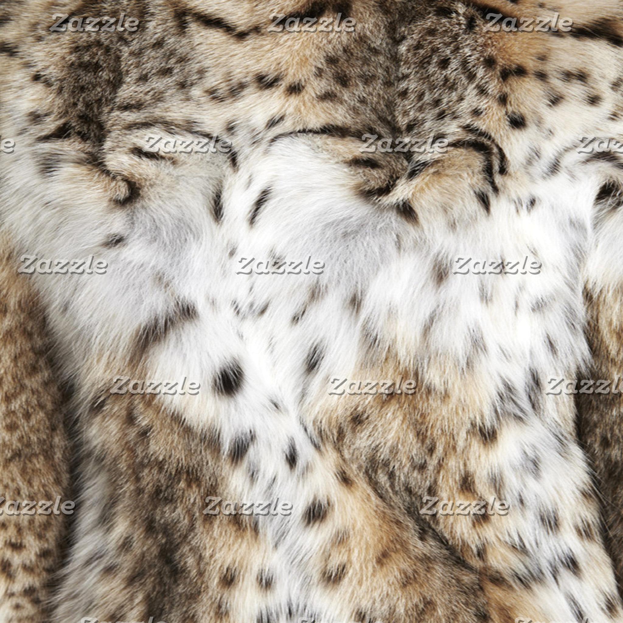 *Faux Animal, Hides/Furs