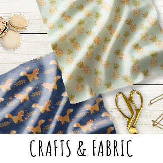 Crafts & Fabric