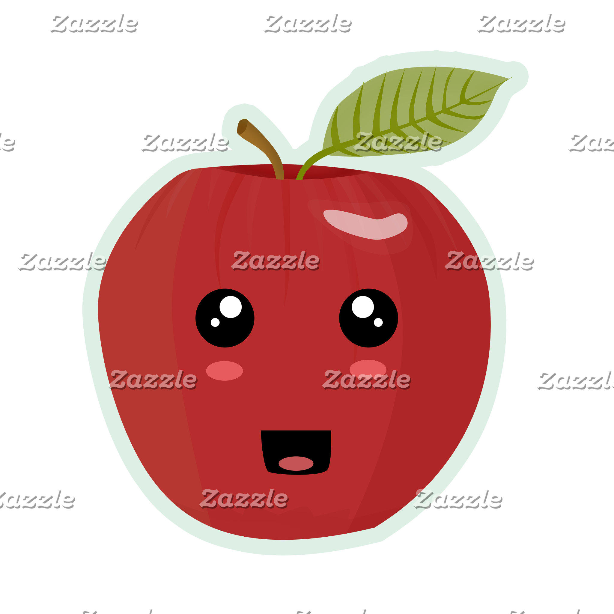 Kawaii Apple
