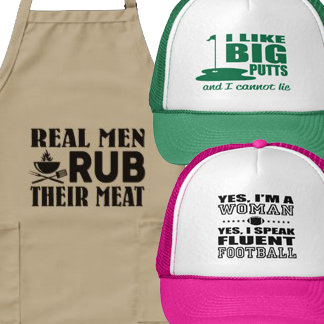 Hats and Aprons