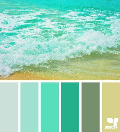 Beach Color Palette