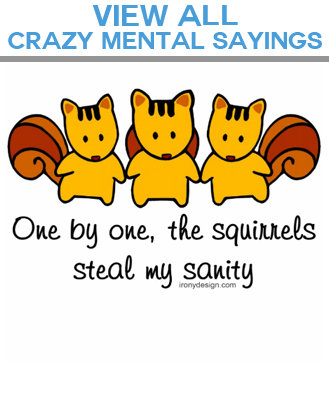 03. Crazy Mental Disorder Humor