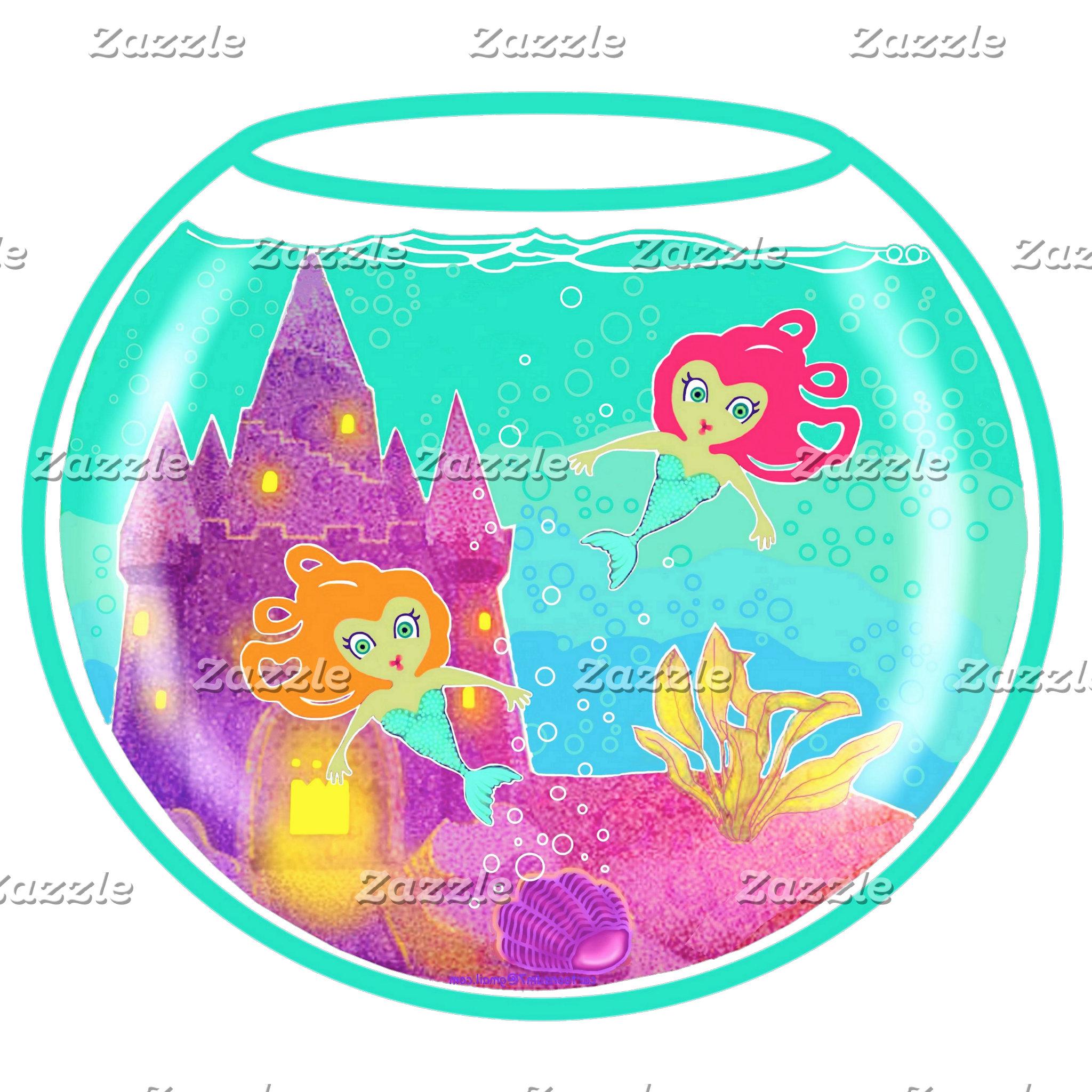 Chibi Mermaids