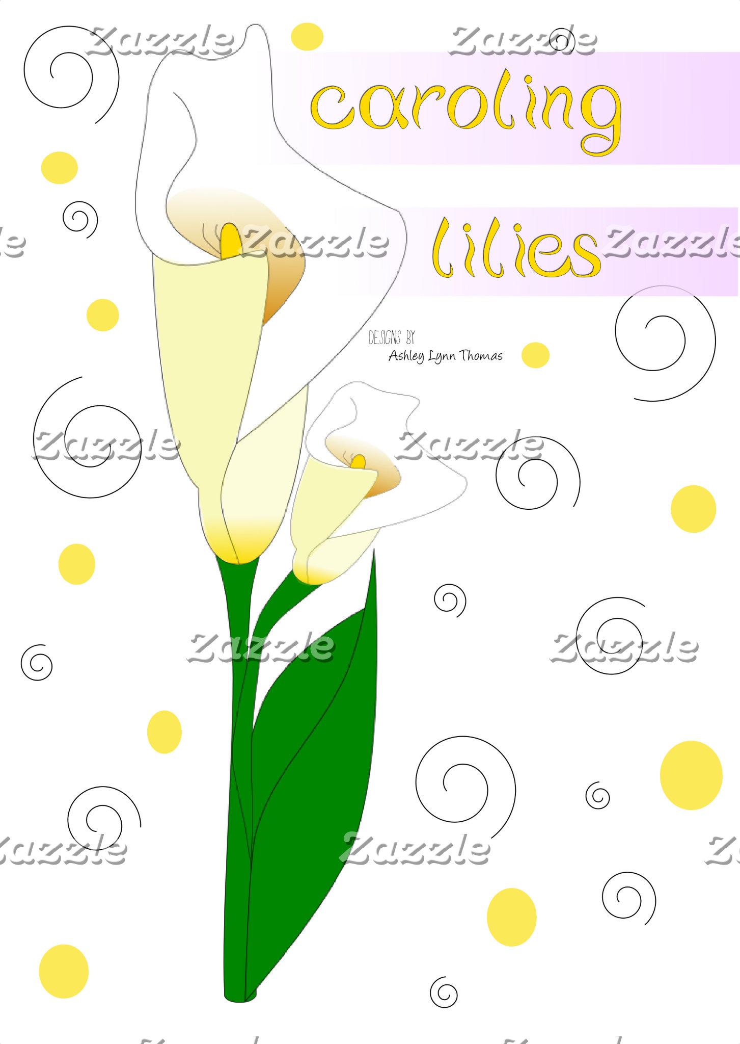 Caroling Lilies