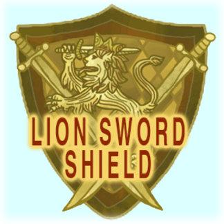 Lion Sword Shield