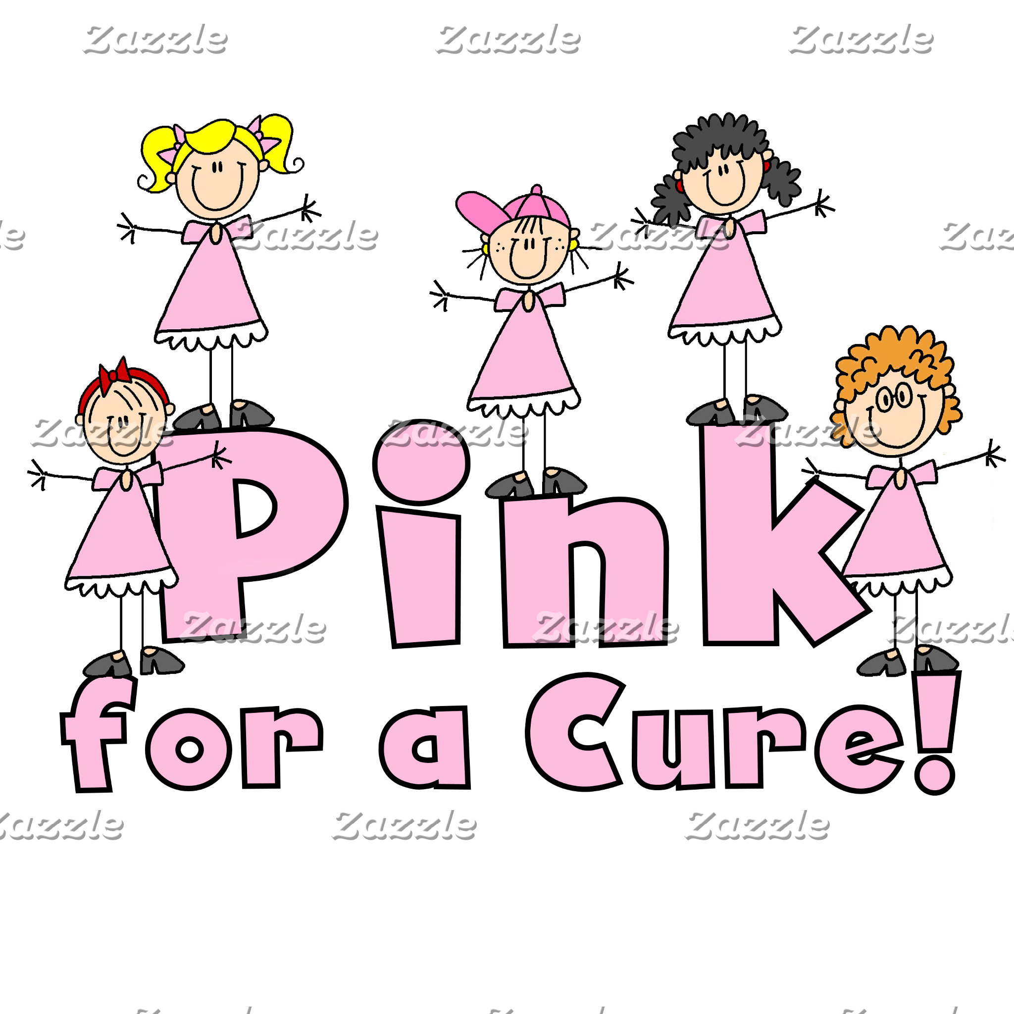 Pink For a Cure