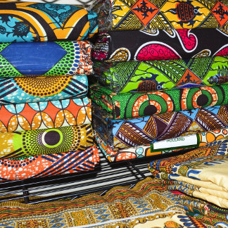 Fabrics by: Cultural, Ethnic