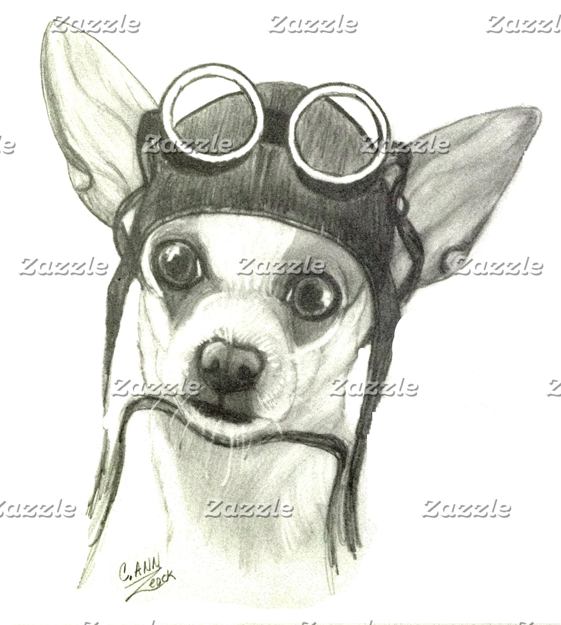 dogs  Chihuahuas